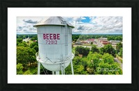 Beebe, AR | Water Tower Picture Frame print