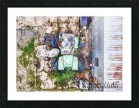 Lonoke, AR | Old Steiger Tractor  Picture Frame print