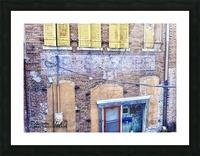 Lonoke, AR | Lyon's Drug Store Picture Frame print