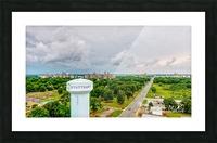Stuttgart, AR | Water Tower Picture Frame print