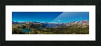 Sunshine Meadows Picture Frame print