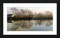 Trent reflection Impression et Cadre photo