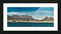 TableMtn_LionsHead Picture Frame print