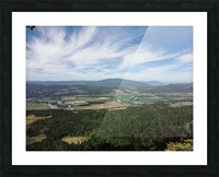 Beautiful British Columbia Picture Frame print