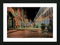 Rue St Paul Picture Frame print