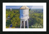 DeValls Bluff, AR | Water Tower Picture Frame print