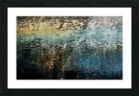 Armonk Snowmelt Picture Frame print