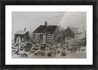 Romney Marsh  Picture Frame print
