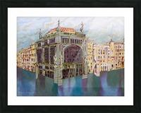 memory of Saint Peterburg, Nevskij Prospekt Picture Frame print