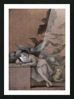 sleep of reason Picture Frame print