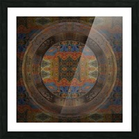 Orin's Belt Picture Frame print