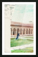 The Cloisters Picture Frame print