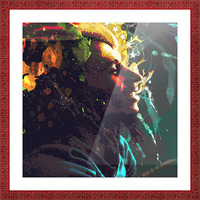 Marley Picture Frame print