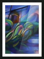 Nieuwe Veenmolen – 18-11-17 Picture Frame print