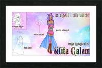 wita calam ref Picture Frame print