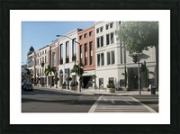 North Rodeo Drive Picture Frame print