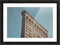 New York Flatiron Building 2 Picture Frame print
