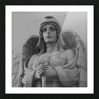 Guardian Angel on Watch Impression et Cadre photo