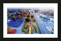 Lonoke, AR | Lonoke Railroad Picture Frame print