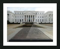ALABAMA ARCHIVES BUILDING Picture Frame print