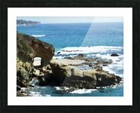 Montage Arch zoom Picture Frame print