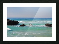 Ocean by Dana Point CA Picture Frame print