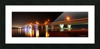 2010 FL 38- Hathaway at Night Picture Frame print