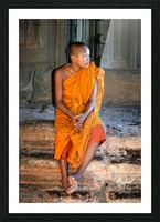Angkor Wat Cambodia Picture Frame print