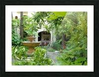 Kenwood Inn Picture Frame print