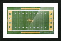 Russellville, AR | ATU Field Ortho Picture Frame print