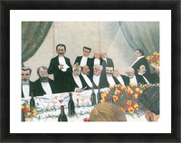 Toast by Felix Vallotton Picture Frame print