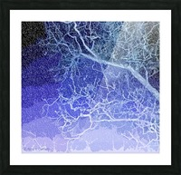 TreeBranches2 Picture Frame print