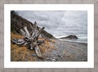Deadwood at la Bloc Picture Frame print