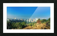 To the City Picture Frame print