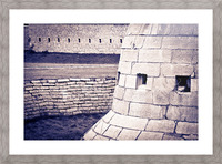Fort Frederick At Rmc Picture Frame print