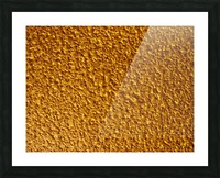 Wall Texture Picture Frame print