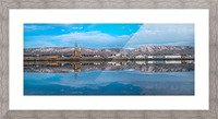 Cheticamp Skies Picture Frame print