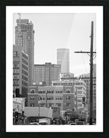 DTLA Near 8th & San Pedro Picture Frame print
