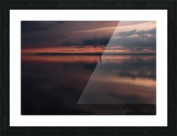 The Last Hour - La Derniere Heure Picture Frame print