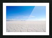Salt Bae Picture Frame print