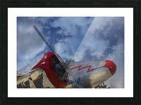 lockheadmodel18 Picture Frame print