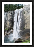 VERNAL Fall Picture Frame print