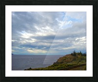 Hwy 9 to Seward Picture Frame print
