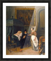 The Doctor's Visit 1660 Impression et Cadre photo