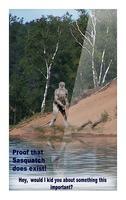 Sasquatch1 Impression et Cadre photo