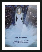 God Is With You1 Impression et Cadre photo