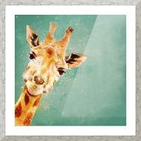 Girafeau Picture Frame print