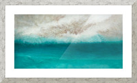 Morning Sea Picture Frame print