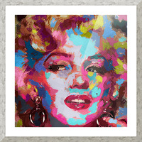 MarilynMonroe Picture Frame print