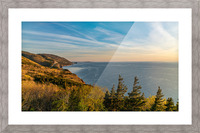 Coastal Pleasures Picture Frame print